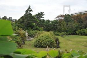 Nikon Digital Camera D700 仲秋の植物とレインボーブリッジ☆