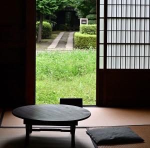 Nikon Digital Camera 木と紙の家=きとかみのいえ=Japanese old folk house ※ものごとはある意味逆説的だったりします☆足りないのに豊かだったり、逆に、豊かなはずなのに不足していたり......とにかく調和している雰囲気は素敵です☆